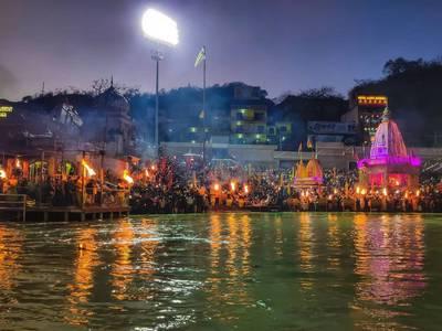 A Memorable Trip to Haridwar