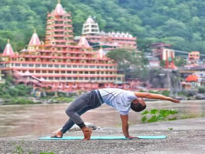 The World Yoga Capital Rishikesh
