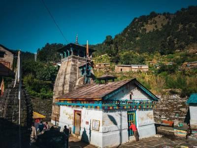 Triyuginarayan - A Wedding Destination of Lord Shiva