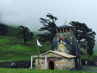 Panch Kedar - The Five Sacred Shrines of Lord Shiva