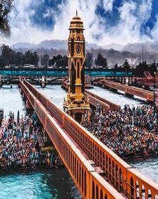 Haridwar Tour Package From Delhi