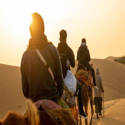 Jodhpur Jaisalmer Tour Package