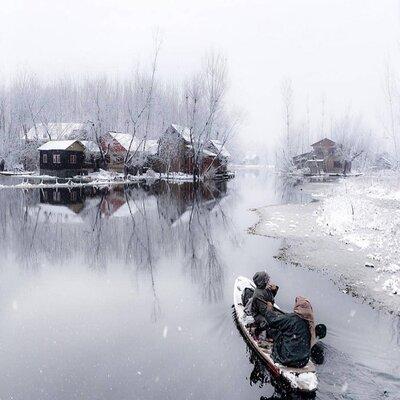 Kashmir Trip From Srinagar