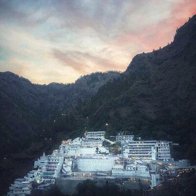 Vaishno Devi Darshan Trip From Katra