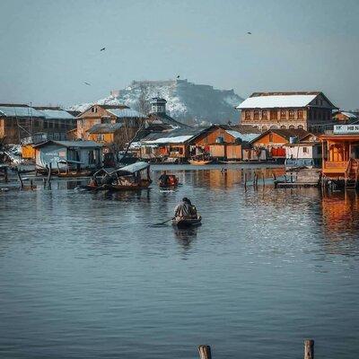 Kashmir Package with Amarnath Yatra