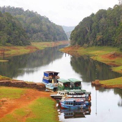 Athirapally Thekkady Tour From Cochin
