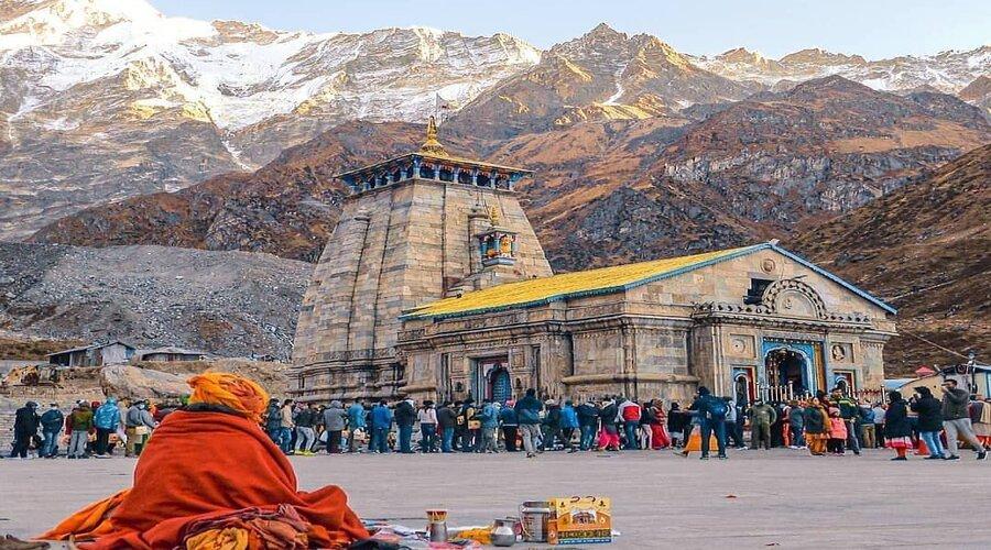 Kedarnath Group Tour from Delhi